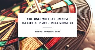 Building Multiple Passive Income Streams From Scratch